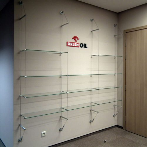 Półki na linkach 4