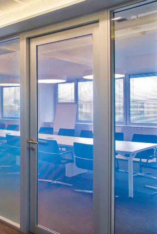 LCD Glass - żaluzje cyfrowe - szkło dyskretne 1